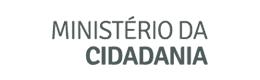 Logo Ministério da Cidadania