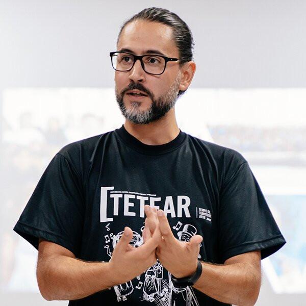 Thiago Domingues | Coordenador Pedagógico