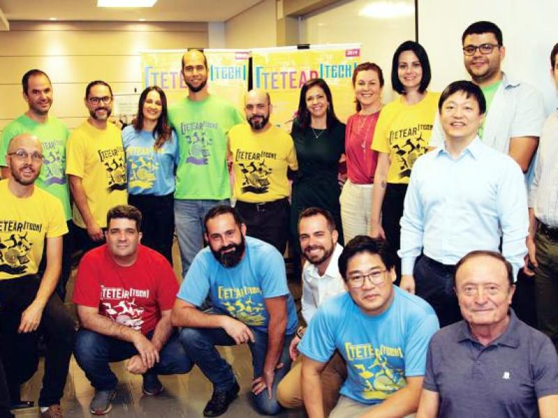 Projeto Tetear TECH e Instituto CLQ em Piracicaba